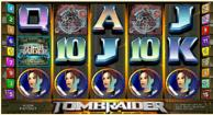 Tomb Raider video slot with bonus games - play at Golden Tiger Casino